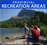 Provincial Recreation Areas